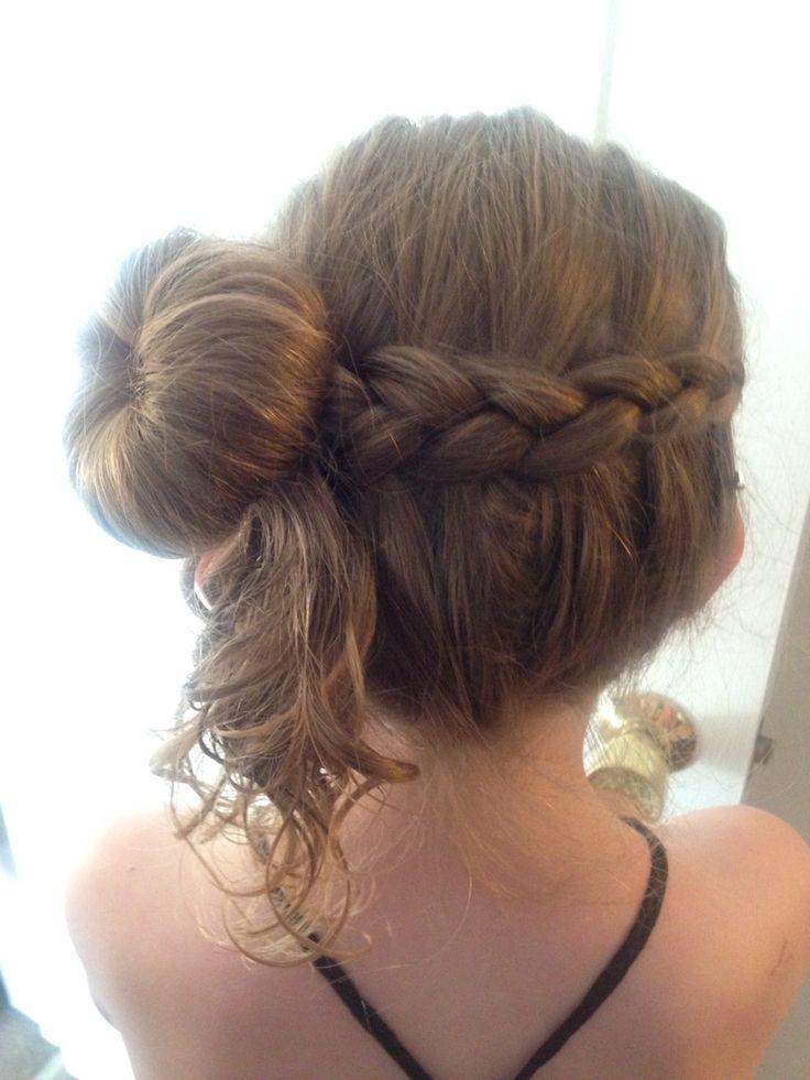 unique junior bridesmaid hairstyles