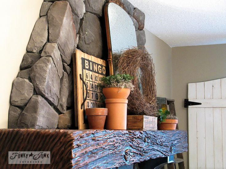 20 Best Images About Fireplace Mantel Decorating Ideas On