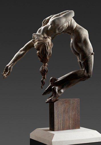 Eurydice III – Richard MacDonald Sculpture