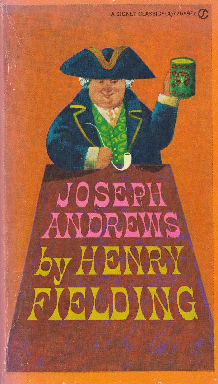 Joseph Andrews by Henry Fielding. $7.00, via Etsy.