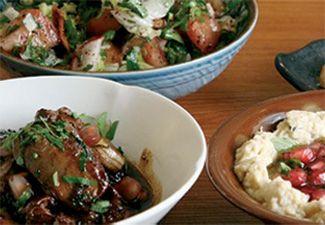 Yalla Yalla Lebanese Food