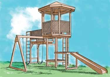 1000+ ideas about Playhouse Plans on Pinterest | Diy ...