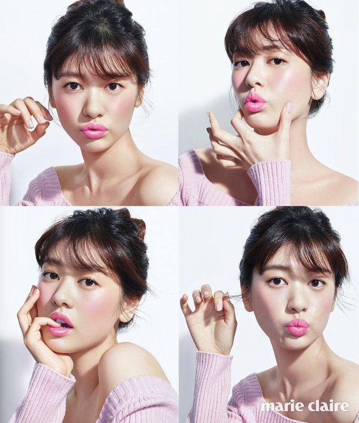 Jung So-min // Marie Claire Korea