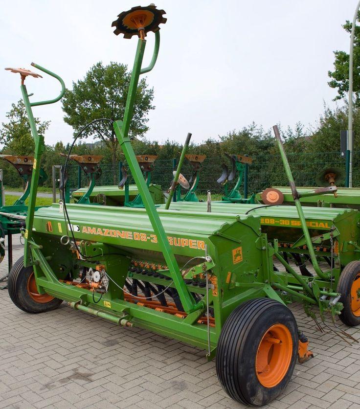 Amazone D8/20 Super Drillmaschine