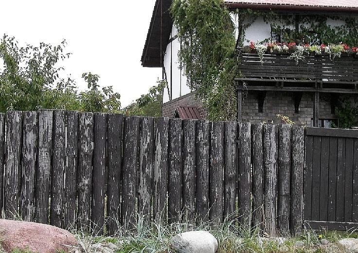 Marvelous  Gartenzaun natur Sie suchen f r Ihren Garten den richtigen Zaun und Gartenholz aller Art