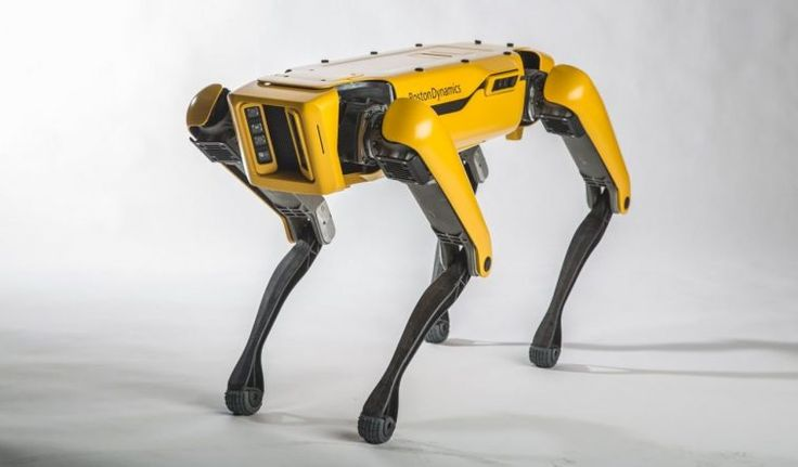SpotMini By Boston Dynamics: Another Step Towards The Destruction Of Mankind #tech #technology #gadgets #phone #mobile #robot #science