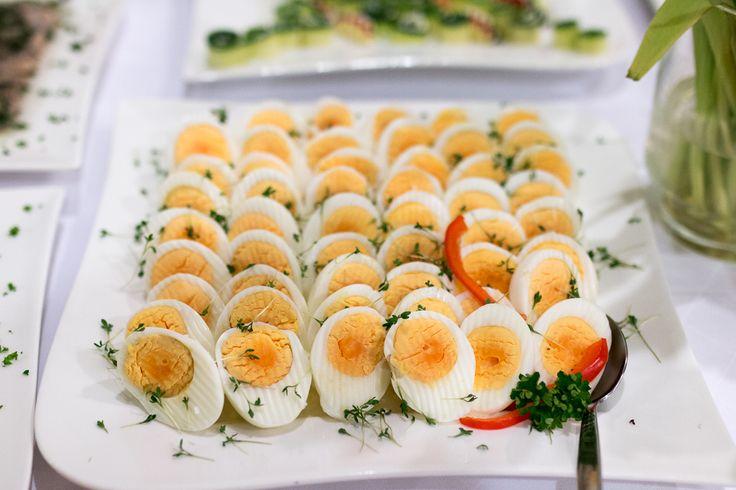 gefüllte Eier im Gasthaus Schumacher in Eicklingen
