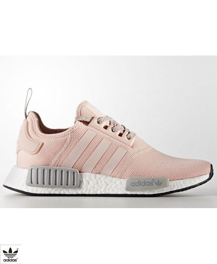 adidas nmd r1 light pink