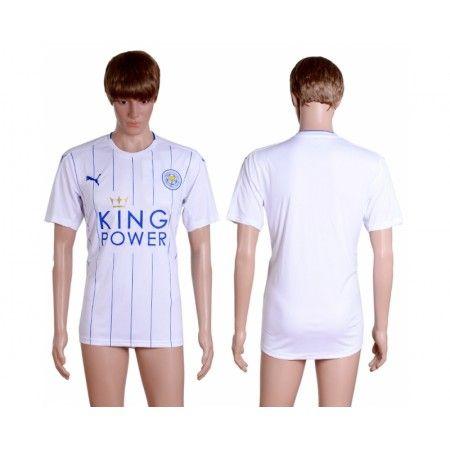 #Leicester City 16-17 3 trøje Kort ærmer,208,58KR,shirtshopservice@gmail.com
