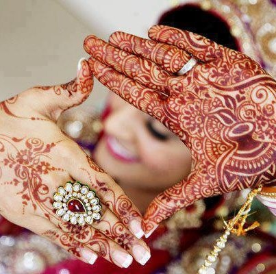 Mehndi (Bridal Shower)