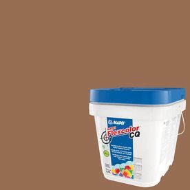 Mapei Flexcolor Cq 1-Gallon Caramel Acrylic Premixed Grout 4Ka011004