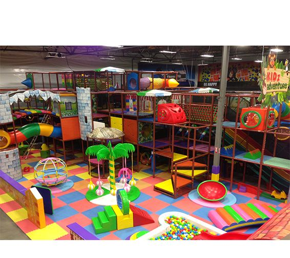 Elevated Sportz Indoor Trampoline Park, Bothell WA  This place looks awesome and they have a special time for toddlers. I think we will have to check it out next time we go a little north of Seattle.