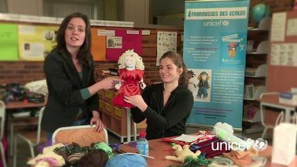 Frimousses des écoles UNICEF (4/5) : mode d'emploi !