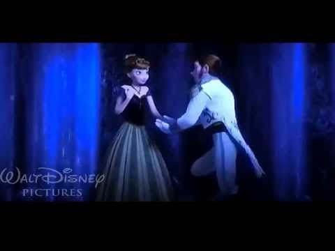 Disney Frozen Love is an open door Music Video - YouTube
