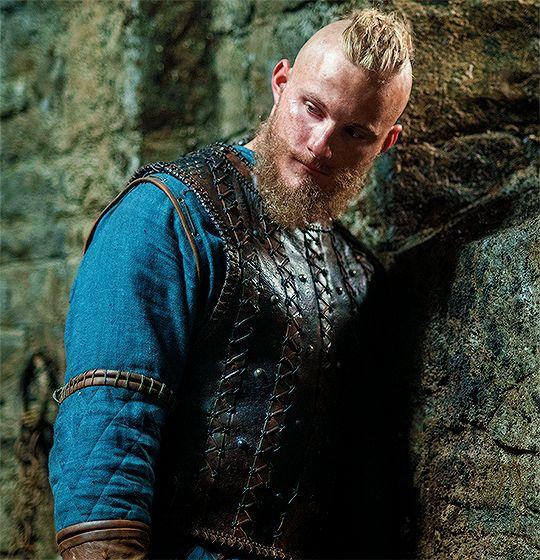 Alexander Ludwig as Bjorn Ironside | Vikings Season 4