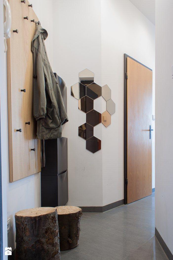 Hol / Przedpokój styl Skandynawski - zdjęcie od Kraupe Studio - Hol / Przedpokój - Styl Skandynawski - Kraupe Studio