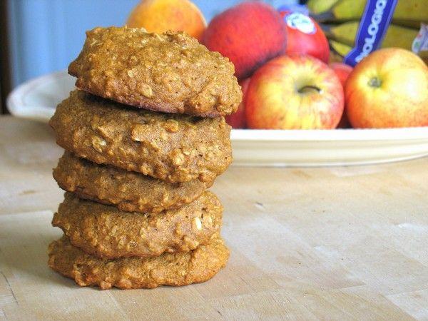 Biscuits sans gluten avoine et tofu à faible index glycémique