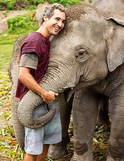 Elephant Jungle Sanctuary is an ethical and sustainable eco-tourism project  located approximately from the city of Chiang Mai, Northern Thailand.