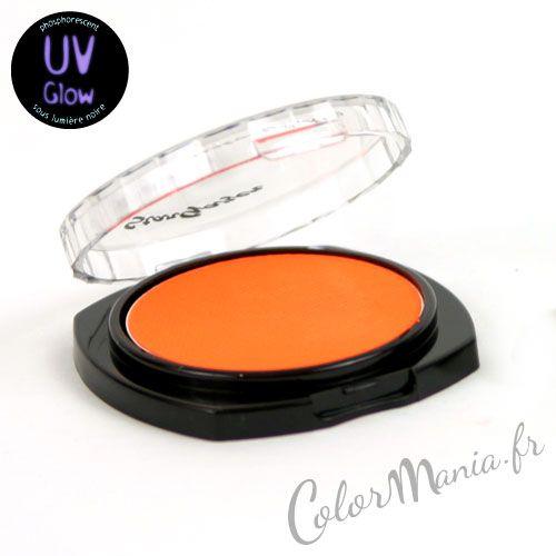 Fard à Paupière Orange UV - Stargazer - Palette Vive   Color-Mania (http://www.color-mania.fr/boutique/fard-a-paupiere-orange-uv-stargazer/)