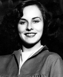 Paulette Goddard - one of the four top contenders for the role of Scarlett O'Hara