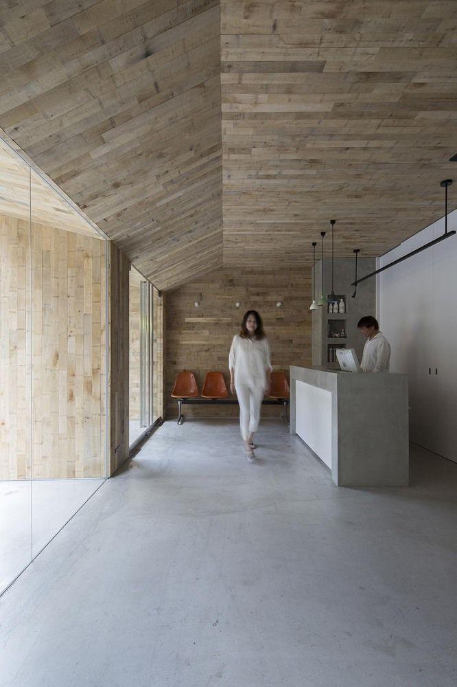 Gallery - Mook Salon / Okuwada Architects - 4