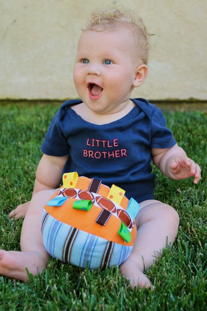 25 DIY Baby Shower Gifts for the Little Boy on the Way