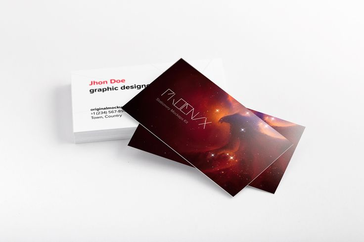 Business Cards Mockup 03 by Original Mockups on @originalmockups