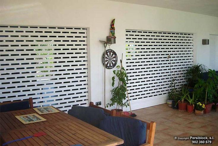 Persianas o rejas de seguridad? | Decorar tu casa es facilisimo.com