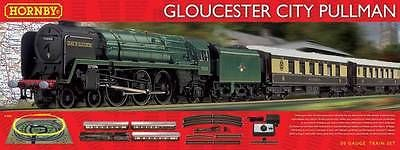 Hornby #r1177 1:76 oo scale #gloucester city #pullman train set dcc ready,  View more on the LINK: http://www.zeppy.io/product/gb/2/301813212590/