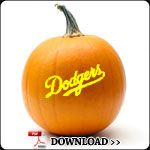 IT'S PUMPKIN CARVING TIME! This Halloween, display your pride as a Dodger fan with these pumpkin carving templates, FREE to download now.