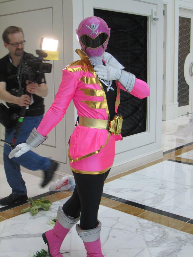 cosplay power rangers at 2015 power rangers