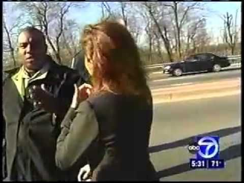 Police brutality on a US news channel  you decide