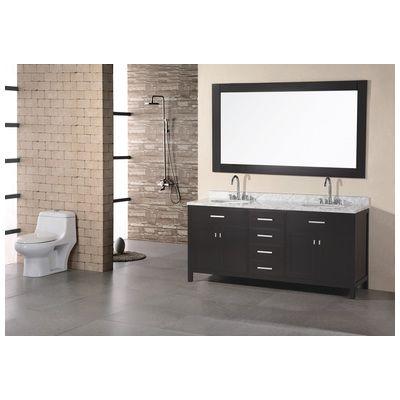 Annabelle 40 Inch Modern Bathroom Vanity Espresso Finish 264 best modern bathroom vanities images on pinterest | modern