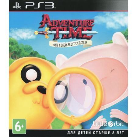 Adventure Time: Finn and Jake Investigations Игра для PS3  — 1919 руб. —  Adventure Time: Finn and Jake Investigations-совершенно новый концепт 3D-экшена в приключенческой игре классического типа. Финн и Джейк решают продолжить дело родителей Финна -профессиональных следователей. Очутившись в загадочной Стране Ууу, полной таинственных исчезновений и событий, игроки должны будут решать трудные головоломки, сражаться со злодеями и допрашивать жителей. Кроме того, игроков ждут как старые, так и…