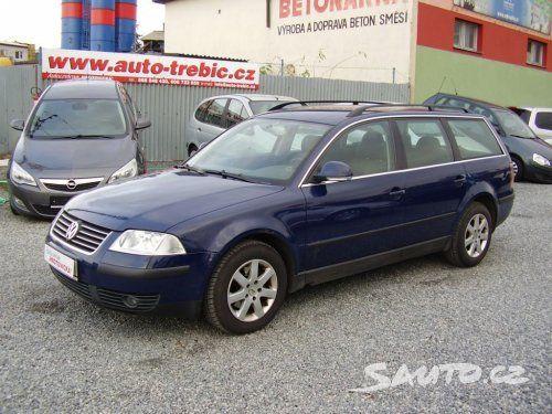 Volkswagen Passat 2.0 TDi - Sauto.cz