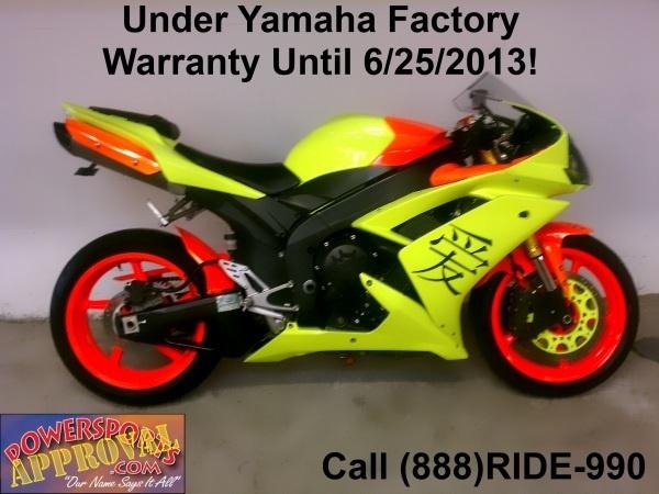 2008 used yamaha r-1 - u1088