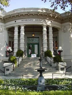 McHenry Library, Modesto, Ca