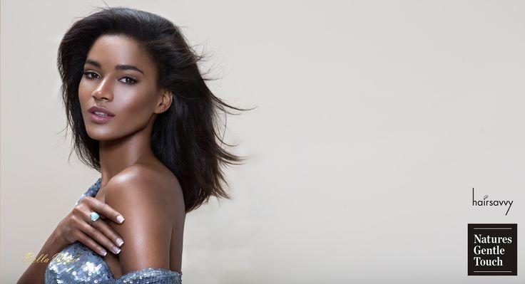 Leila Lopes, Model