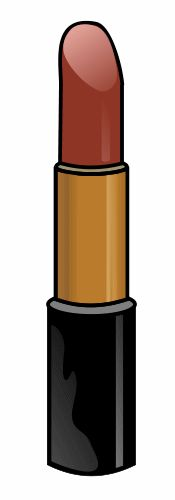 Once again, don't be fooled by the complexity of this cartoon lipstick. It's quite easy to draw!