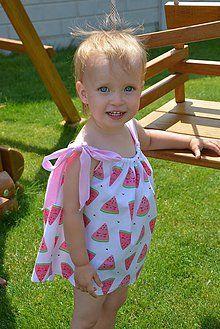 a8ae647cfdfb Detské oblečenie - Niky letné šaty aj tunika melónové 2v1 - 9583729