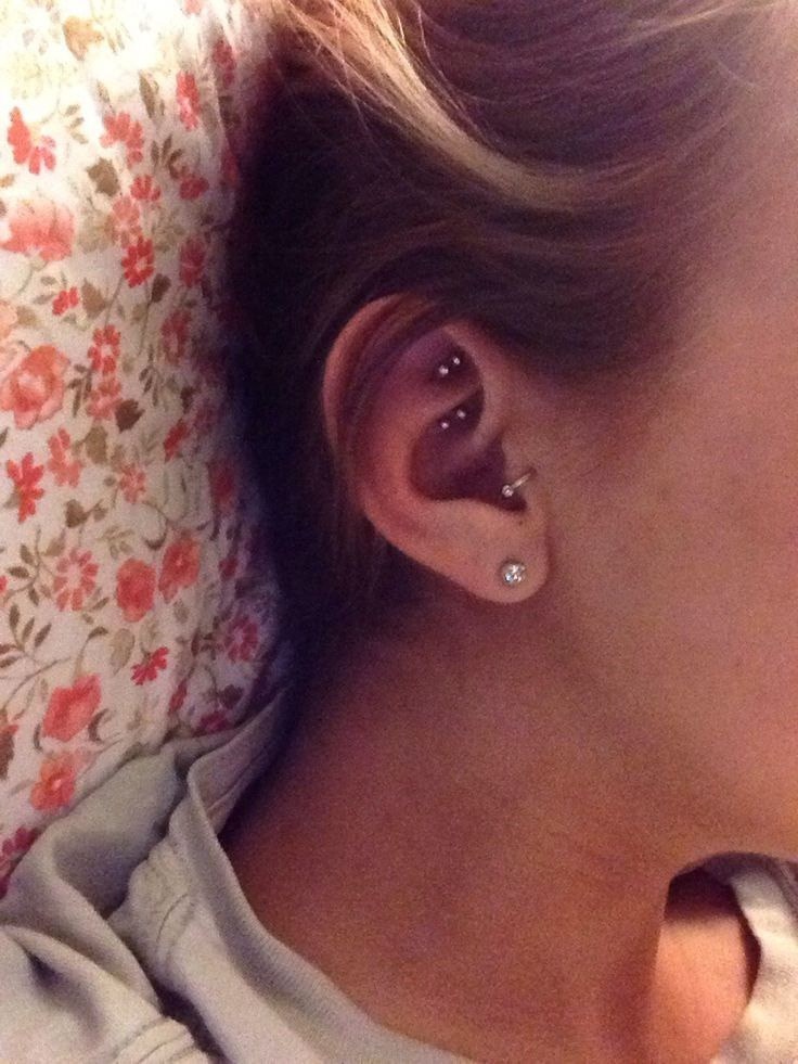 10 unique and beautiful ear piercing ideas, from ...