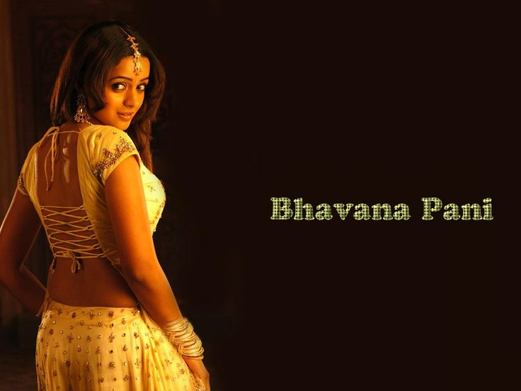 South Indian Actress Bhavana Hot Photos and Wallpapers Hot