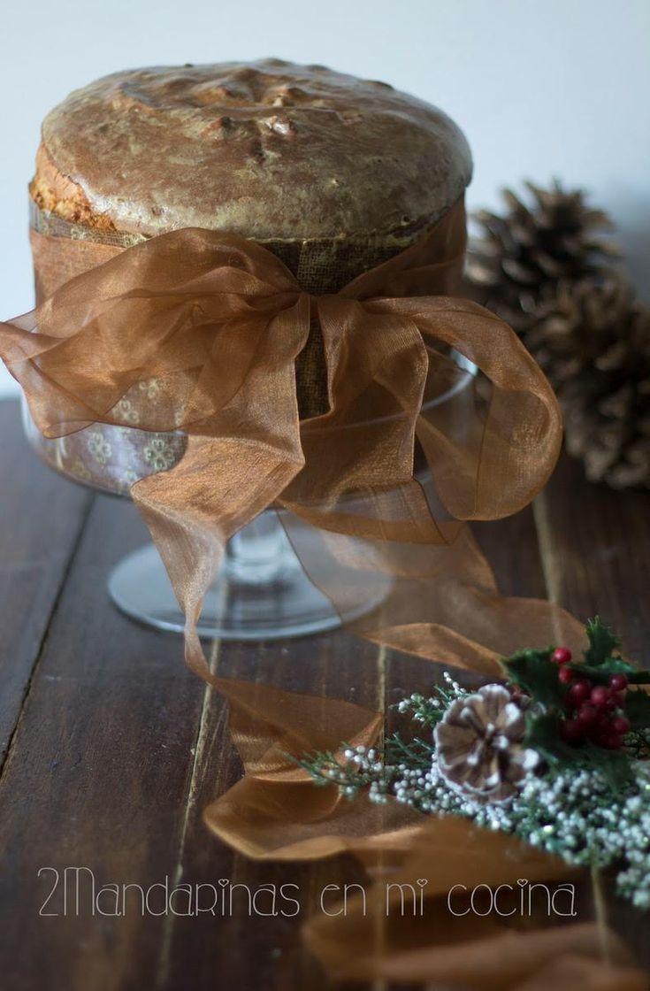 Cocina De Navidad Sencilla | No Tienes La Receta Del Pannetone Clasico Aqui Te La Dejamos