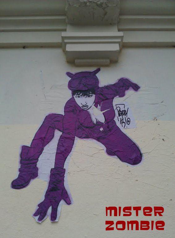 Zesty Paris, episode 4 Zesty Paris is the follow-up of  If music be the food of crime  http://www.amazon.com/dp/B00DIIV8RA/