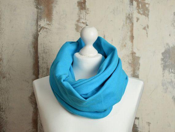 #BlueScarf #CircleScarf #BlueWrap #RawEdgesScarf #ScarfWithBand #SpringSnood #ShawlWithBand #InfinityScarf #SpringShawl #InfinitySnood