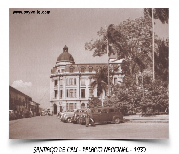 Palacio Nacional - Santiago de Cali