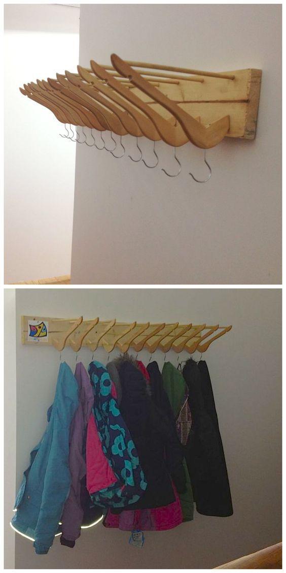 die besten 17 ideen zu garderobe selber machen auf pinterest diy garderobe paletten garderobe. Black Bedroom Furniture Sets. Home Design Ideas