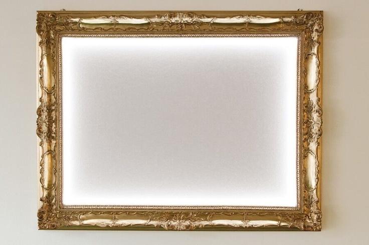 Specchio classico a paret