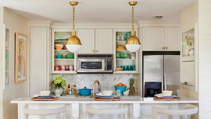 12 Genius Decorating Ideas For Small Kitchens
