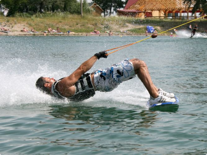 Water Sports #bratislava #stagdo